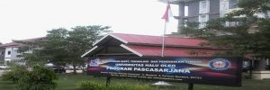 Program Pascasarjana UHO